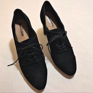 Sophisticated Oxford Bootie